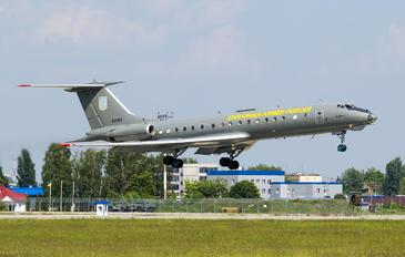 63957 - Ukraine - Air Force Tupolev Tu-134AK