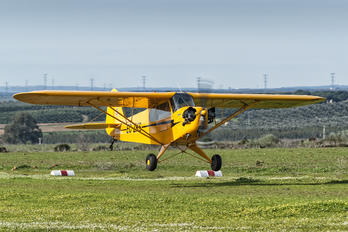 EC-ZKS - Private Piper J3 Cub