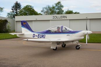 D-EUKI - Private Brditschka HB-207V-RG Alpha