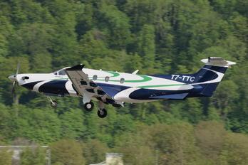 T7-TTC - Private Pilatus PC-12