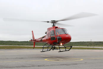 SE-JNX -  Eurocopter AS350 Ecureuil / Squirrel