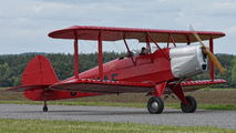 D-MXAF - Private Platzer Kiebitz aircraft