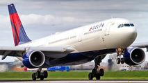 N816NW - Delta Air Lines Airbus A330-300 aircraft