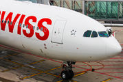 HB-JHM - Swiss Airbus A330-300 aircraft