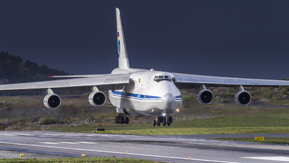 RA-82038 - 224 Flight Unit Antonov An-124