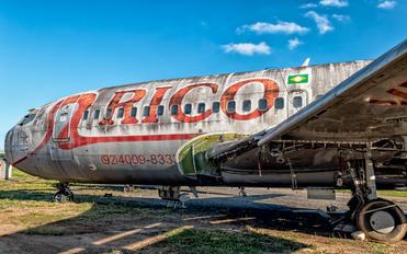 PP-VME - RICO Linhas Aereas Boeing 737-200