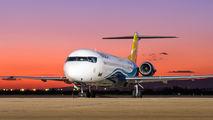 9A-BTE - Trade Air Fokker 100 aircraft