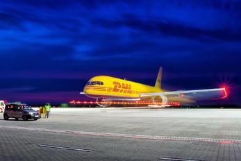 D-ALED - DHL Cargo Boeing 757-200F