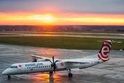 SP-EQG - euroLOT de Havilland Canada DHC-8-400Q / Bombardier Q400 aircraft