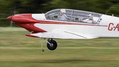 G-AZRM - Private Fournier RF-5