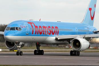 G-BYAX - Thomson/Thomsonfly Boeing 757-200