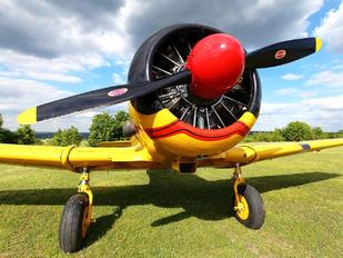 F-AZBQ - Private North American Harvard/Texan (AT-6, 16, SNJ series)