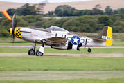 G-MSTG - Private North American P-51D Mustang aircraft