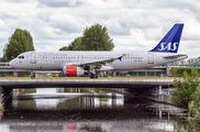 OY-KAL - SAS - Scandinavian Airlines Airbus A320 aircraft