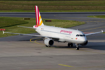 D-AIQP - Germanwings Airbus A320