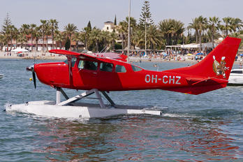 OH-CHZ - Private Cessna 206 Stationair (all models)