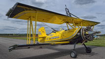 SE-KXR - Private Grumman G-164 Ag-Cat aircraft