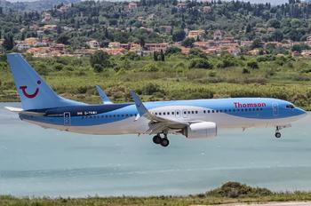G-TAWH - Thomson/Thomsonfly Boeing 737-800