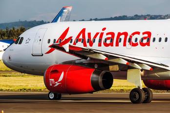 N520TA - Avianca Airbus A319
