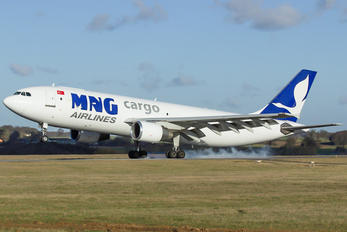 TC-MCC - MNG Airlines Airbus A300