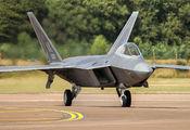 06-4126 - USA - Air Force Lockheed Martin F-22A Raptor aircraft