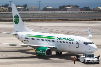 D-AGEL - Germania Boeing 737-700