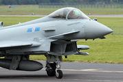 ZK343 - Royal Air Force Eurofighter Typhoon FGR.4 aircraft