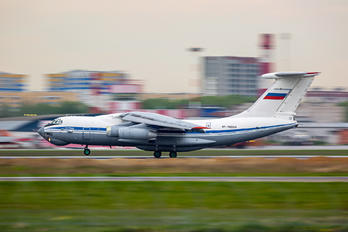 RF-76554 - Russia - Air Force Ilyushin Il-76 (all models)