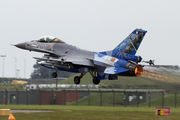 FA-110 - Belgium - Air Force General Dynamics F-16A Fighting Falcon aircraft