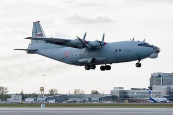12 - Russia - Air Force Antonov An-12 (all models)