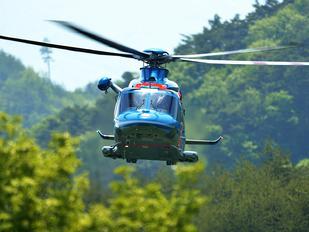 JA139F - Japan - Police Agusta Westland AW139