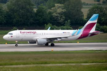 D-AIZS - Eurowings Airbus A320