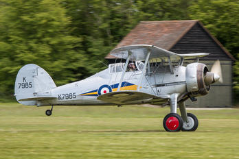 K7985 - The Shuttleworth Collection Gloster Gladiator