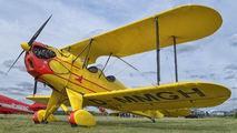 D-MMGH - Private Platzer Kiebitz aircraft