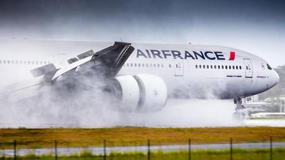 F-GSQS - Air France Boeing 777-300ER