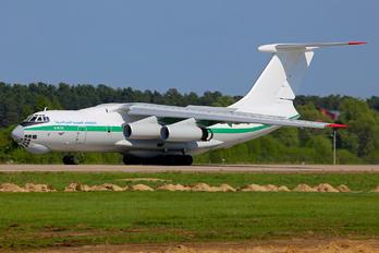 7T-WIM - Algeria - Air Force Ilyushin Il-76 (all models)