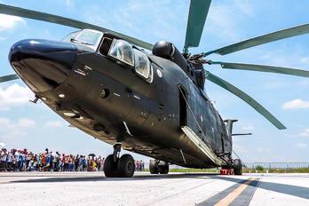 1902 - Mexico - Air Force Mil Mi-26