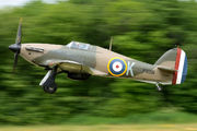 F-AZXR - Private Hawker Hurricane I aircraft