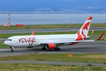 C-GHPN - Air Canada Rouge Boeing 767-300ER