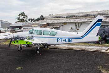 PT-CIN - Private Piper PA-23 Aztec