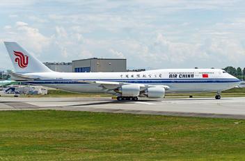 B-2482 - Air China Boeing 747-8