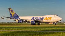 N409MC - Atlas Air Boeing 747-400F, ERF aircraft