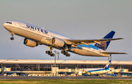 N791UA - United Airlines Boeing 777-200ER aircraft