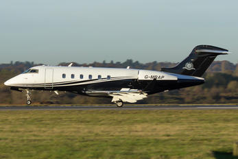 G-MRAP - London Executive Aviation Bombardier BD-100 Challenger 300 series