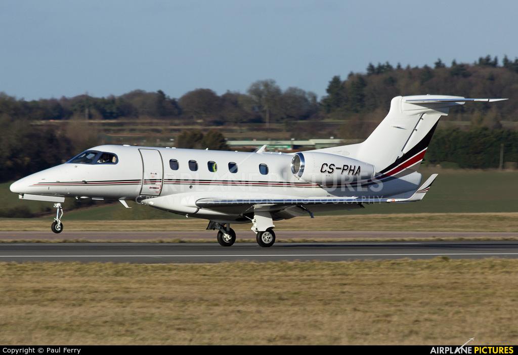 NetJets Europe (Portugal) CS-PHA aircraft at London - Luton