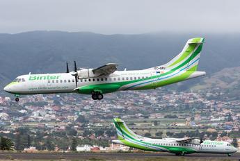 EC-GRU - Binter Canarias ATR 72 (all models)