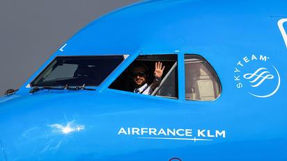 PH-KZL - KLM Cityhopper Fokker 70