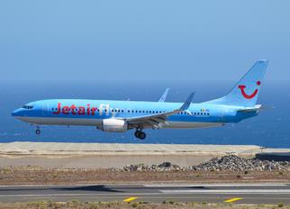 OO-JAF - Jetairfly (TUI Airlines Belgium) Boeing 737-800