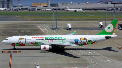 B-16332 - Eva Air Airbus A330-300