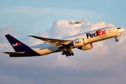 N862FD - FedEx Federal Express Boeing 777F aircraft